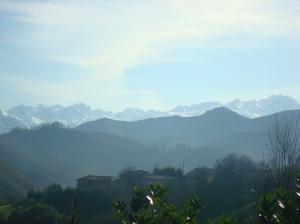 Vistas desde Collia